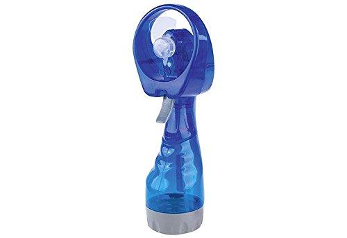 Ventilator mit Sprühflasche, Wassersprüher, Mini-Ventilator, Ventilator für Unterwegs, Handventilator