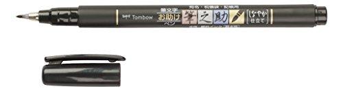 tombow-ws-bs-fudenosuke-pluma-escobilla-punta-blanda-tinta-negra