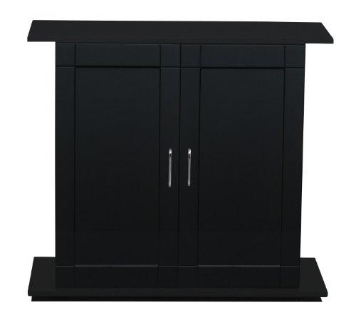 Waterhome 15740 Aquarienschrank, 100 x 40 x 70 cm, schwarz