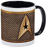 Best CafePress Café Livres - CafePress–Star Trek–Unique Mug à café, tasse à café Review