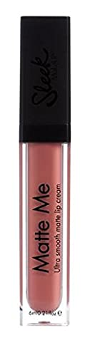 Sleek MakeUP Matte Me Lipgloss, Birthday Suit