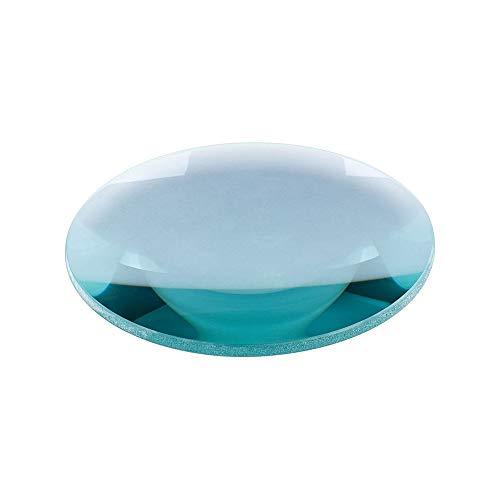 5 Dioptrien Glas-linse (Fixpoint 77459 Lupenleuchten-Ersatzlinse, 127 mm Durchmesser, 2.25x Vergrößerung, 5 Dioptrien)