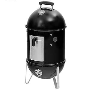 Weber 711004 Smokey Mountain Cooker 37 cm, schwarz: Amazon