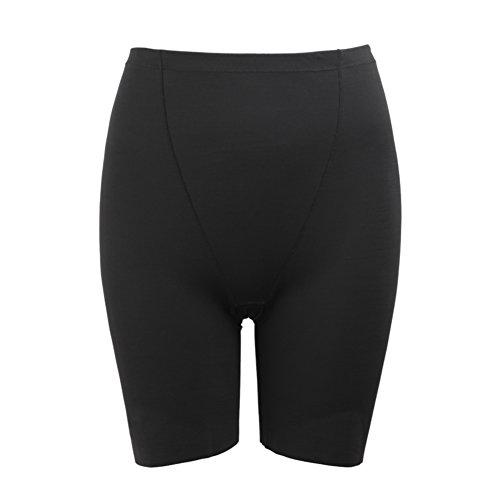 Corsetto sexy body aria sicurezza pants stretch di sé pantaloni di plastica A