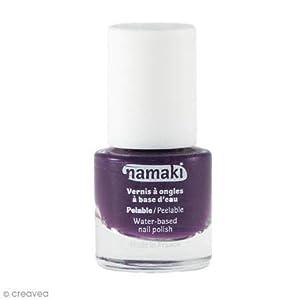 namaki VP13 - Esmalte pelable para niños, unisex, color morado