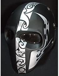 Army of Two Tribal Airsoft máscara protectora Gear Sport Party Fancy exterior Ghost Máscaras Bb Gun