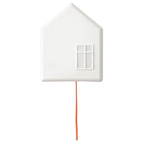 paredSmila muchos FlorCorazónEstrellaLuna Haus lámpara Ikea diseños blanco infantil de Pwk80nO