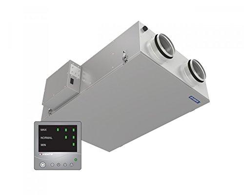 Lüftungsanlage im schall- und wärmeisolierten Gehäuse Vents VUT2 250 P EC