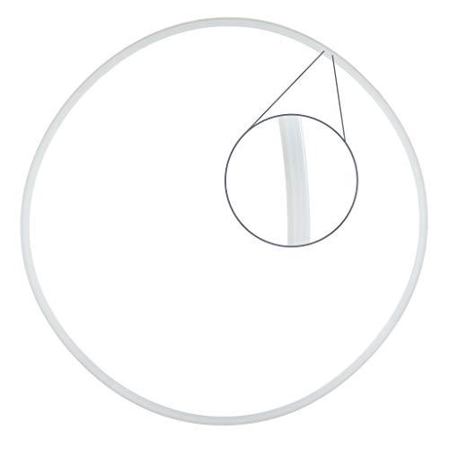 2x 43cm große Bodenschutz-Ringe für Bar-Hocker (Hocker Bars)