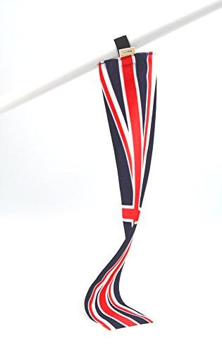 5er-Set UK Mini-Flagge | Flexible kleine Deko-Fahne | Fan-Artikel zur Dekoration in National-Farben für Fußball Handball WM EM Auto Boot Tasche oder Schüler-Austausch Messe Urlaub u.v.m.| Mini-jack Helm