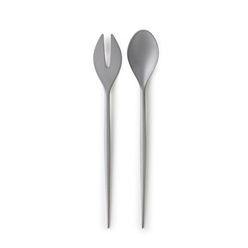 Cucchiaio e forchetta per insalata \