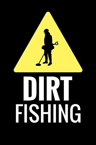 Used, Dirt Fishing: Metal Detecting Log Book | Keep Track for sale  Delivered anywhere in UK