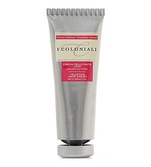 I Colonial Velveting Hand Cream with Rice Bran Oil (Tube) by I Coloniali