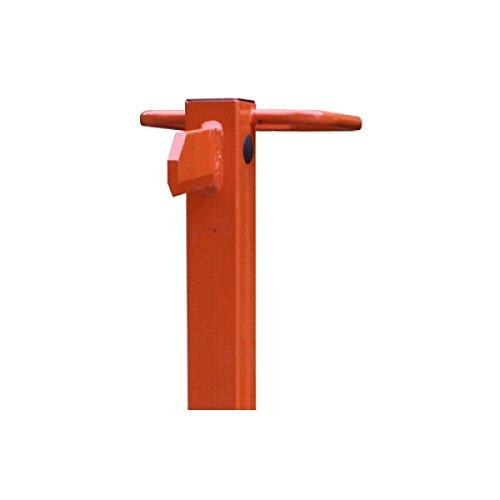 ATIKA Ersatzteil - Spaltsäule für Brennholzspalter ASP 8 N ***NEU***