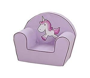 Knorrtoys 68374-Sillón para niños UMA.El Unicornio