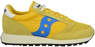 Zapatillas Saucony Jazz Original Vintage Amarillo