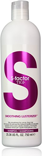 Tigi Shampoo, S-Factor Smoothing Lusterizer, 750 ml
