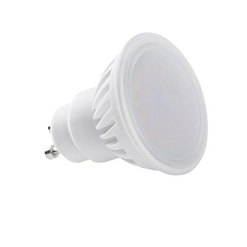 Spot led GU10 9 watt (eq. 70 watt) - Couleur eclairage - Blanc froid