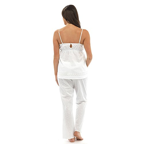Socks Uwear - Chemise de nuit - Femme Blanc