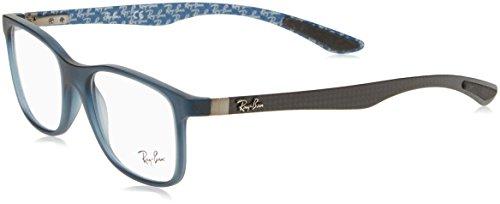 Ray-Ban Herren Brillengestell 0rx 8903 5262 53, Blau (Matte Blue)