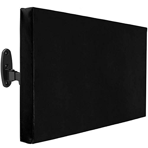 PrimeMatik - Outdoor Schutzabdeckung für für Monitore Flachbildschirm TV LCD 55-58