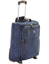 Bric's  X-Travel Soft, Sac à main pour femme Bleu Azul Oscuro