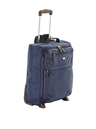 Brics X-Travel Valigia trolley blu