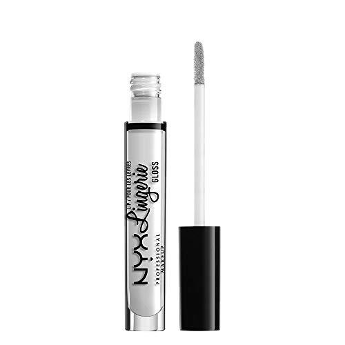 NYX Professional Makeup Rouge à lèvres - Lip Lingerie Gloss - Clear
