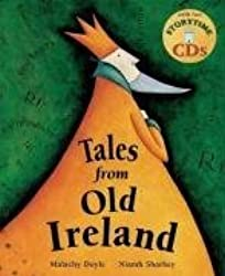 Tales From Old Ireland (Book & CD) by Malachy Doyle (2008-09-22)