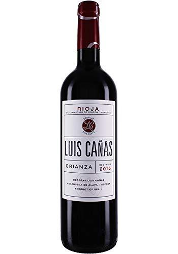 Luis Cañas Crianza 2015 , Vino, Tinto Crianza, Rioja, España