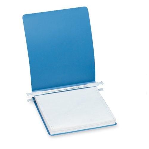 Acco Aufhängen Daten Binder mit ACCOHIDE Bezügen, 24,1x 27,9cm, blau (Natursteincheminée)