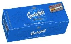 1000 Chesterfield Blue Extra® Filterhülsen
