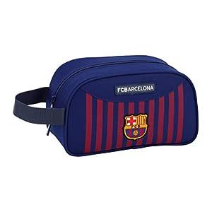 FCB FC Barcelona 811829248 2018 Bolsa de Aseo 26 cm, Azul
