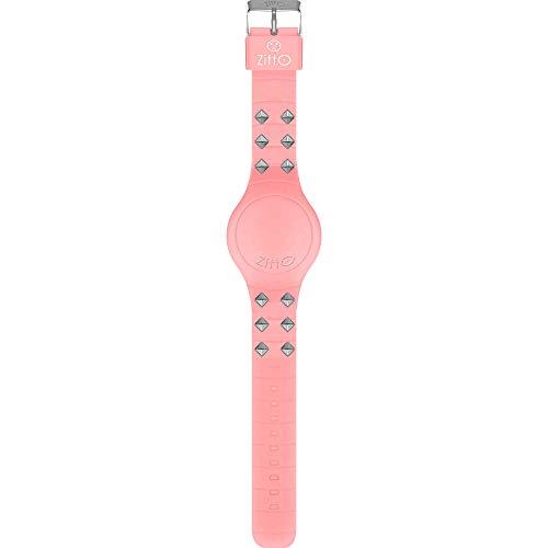 Orologio digitale ZITTO REBEL in silicone rosa URBANPINK-LB-MINI