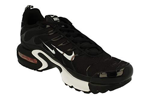 e15a90fcc4 Nike Air Max Plus SE Older Kids' Shoe - Black   AR0491-001   FOOTY.COM