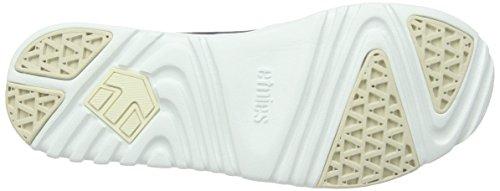 Etnies Scout W'S, Skateboard Femme Bleu (Navy Tan White 467)