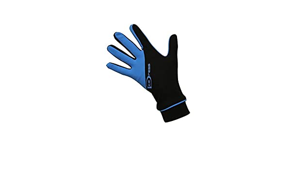 Age 5 to 16 2 Pairs Skating Padded Gloves Winter Thermal Glove for Kids