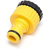 Presa rubinetto 3/4 - 1/2 pollici + adattatore riduttore Quick