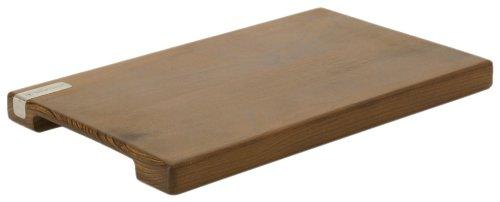 WÜSTHOF Schneidbrett, Holz, braun, 40 x 24.5 x 3 cm