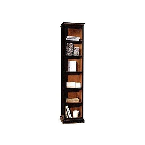 EsteaMobili estea Meubles – Bibliothèque Bois Colonne Compartiment Ouvert modulaire Bois Massif – comme Photos