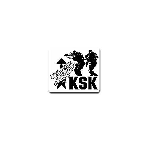 KSK Soldaten Aufkleber Sticker Kommando Spezialkräfte Bundeswehr 8x7cm#A4191 -