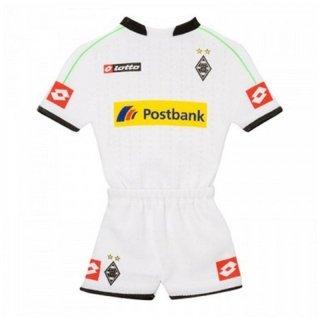 Borussia M'Gladbach Mini-Trikot mit Saugnapf[weiß]