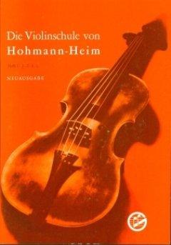 VIOLINSCHULE 2 - arrangiert für Violine [Noten/Sheetmusic] Komponist : HOHMANN HEIM