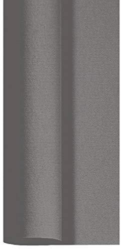 Duni Dunicel® Tischdecke Granite Grey, 1,18m x 25m, 185476 Tischdeckenrolle