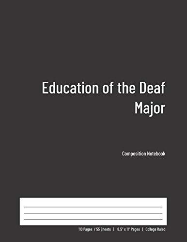 Zoom IMG-2 education of the deaf major