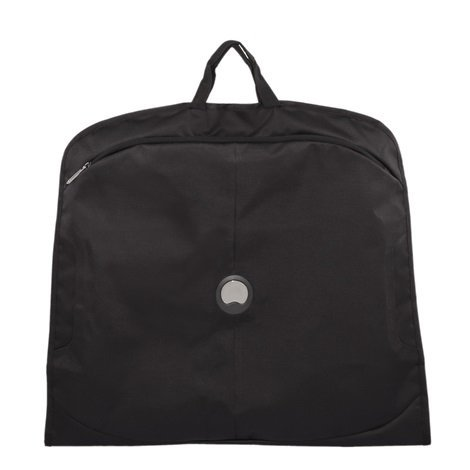 Delsey Ulite Classic Portatrajes de viaje 107 cm negro