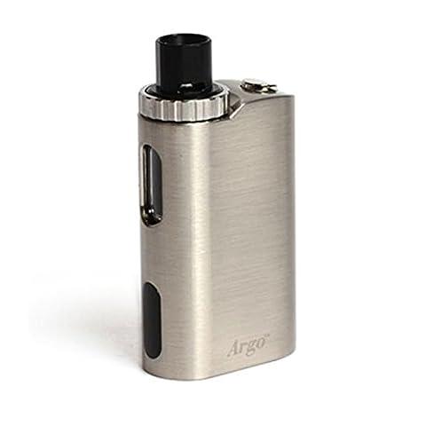 Kangertech – ARGO Kit E cigarette BOX Mod tout-en-un (Sans nicotine ni tabac - couleur: argent)