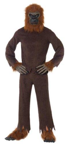 Kostüm Fuß Schimpanse - Smiffys Menschen Affen Kostüm