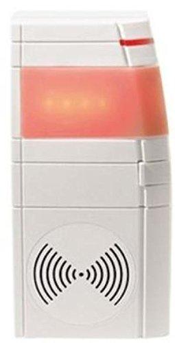 Homematic 99060 Funk-Gong mit Signalleuchte und Speicher
