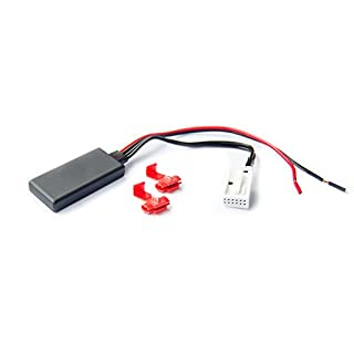 Watermark Vertriebs GmbH & Co. KG Bluetooth Adapter Citroen Peugeot Aux In Audio Musik Radio Interface